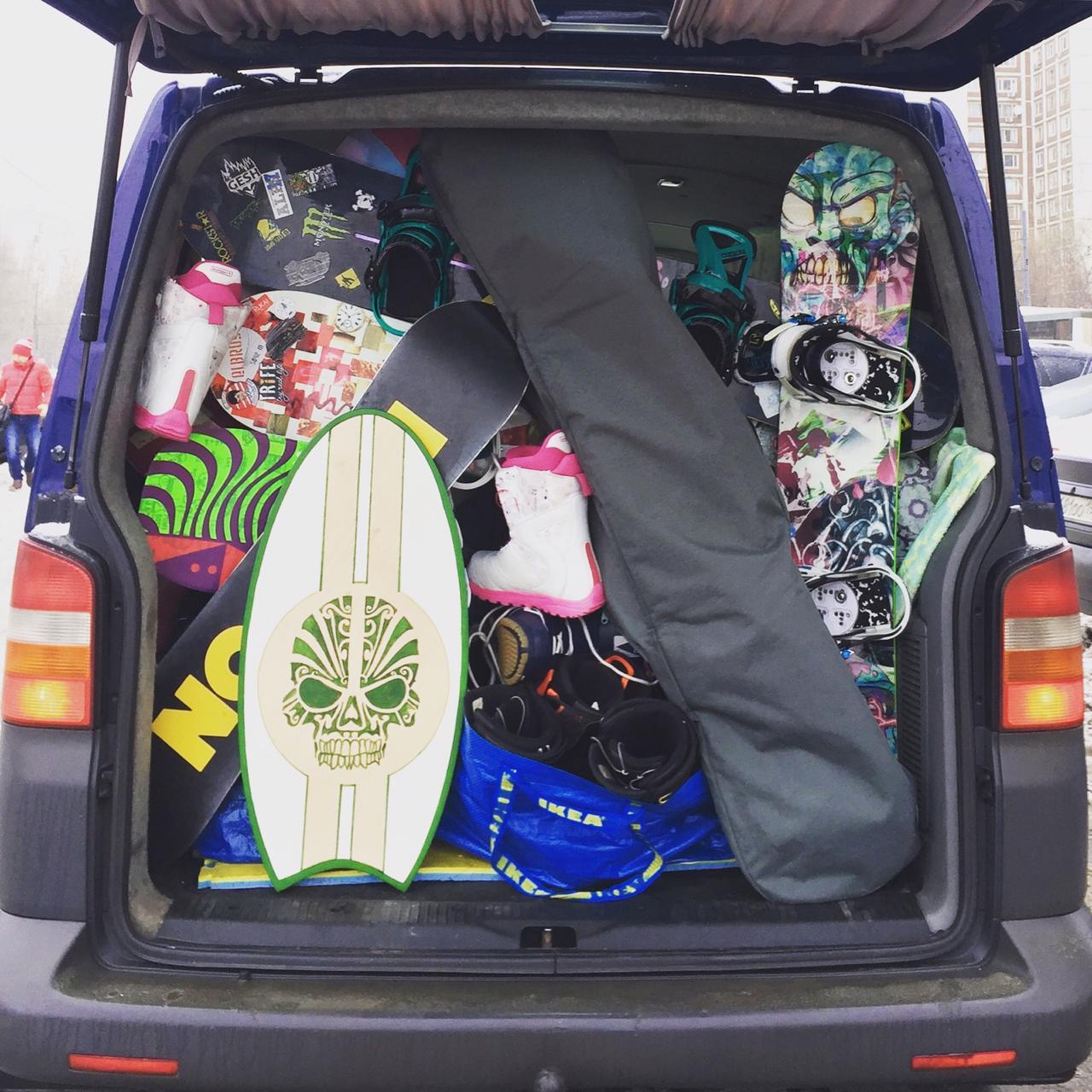 Школа сноуборда Spotbus