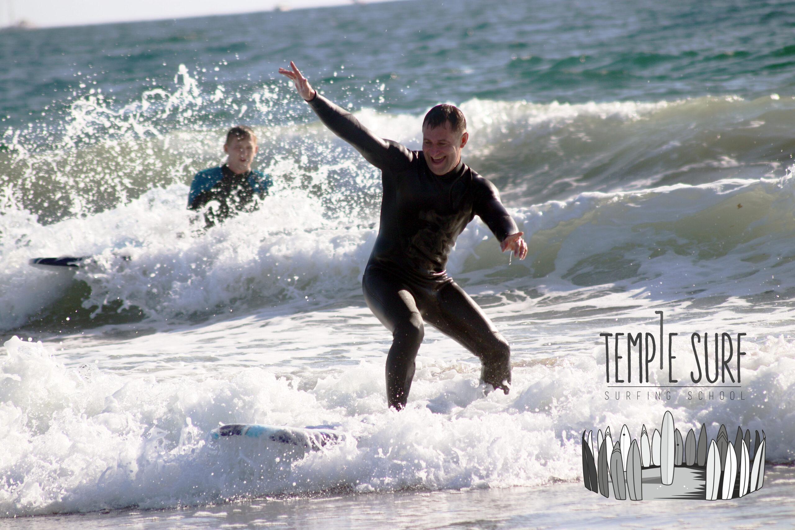 Школа серфинга Лос-Анджелес